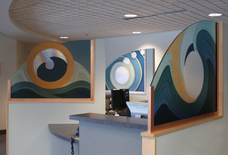 Sawtooth Mountain Clinic Frykman Art & Landscaping Colloection